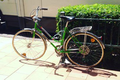 Vintage Bicycle Love